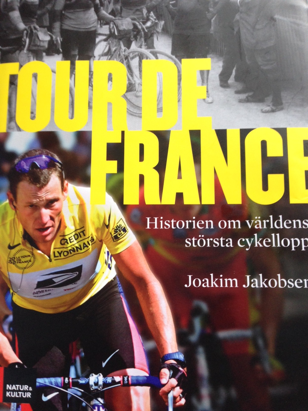 Bildresultat för tour de france bok
